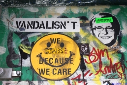 Street Art Melbourne Australia August 2012 - 234