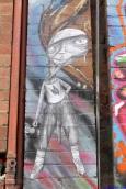 Street Art Melbourne Australia August 2012 - 235