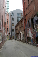 Street Art Melbourne Australia August 2012 - 237