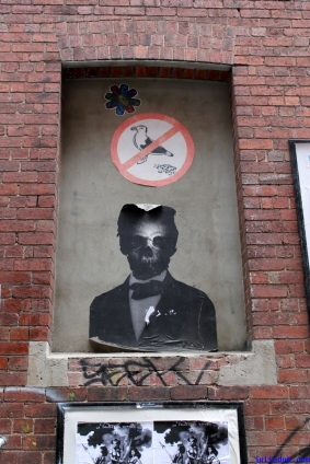 Street Art Melbourne Australia August 2012 - 240