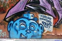 Street Art Melbourne Australia August 2012 - 243