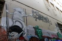 Street Art Melbourne Australia August 2012 - 244