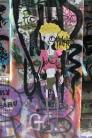 Street Art Melbourne Australia August 2012 - 251