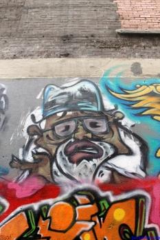 Street Art Melbourne Australia August 2012 - 257
