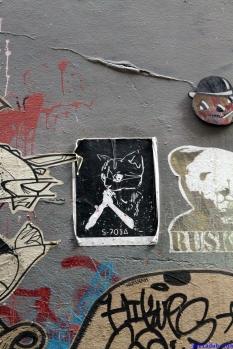 Street Art Melbourne Australia August 2012 - 262