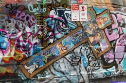 Street Art Melbourne Australia August 2012 - 263