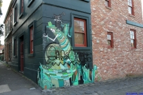 Street Art Melbourne Australia August 2012 - 268