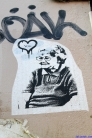 Street Art Melbourne Australia August 2012 - 271