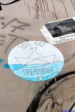 Street Art Melbourne Australia August 2012 - 273