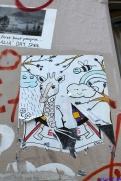 Street Art Melbourne Australia August 2012 - 274
