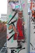 Street Art Melbourne Australia August 2012 - 276
