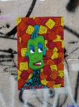 Street Art Melbourne Australia August 2012 - 281