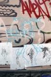 Street Art Melbourne Australia August 2012 - 283