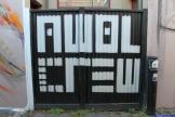 Street Art Melbourne Australia August 2012 - 289