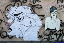 Street Art Melbourne Australia August 2012 - 291