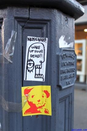 Street Art Melbourne Australia August 2012 - 296