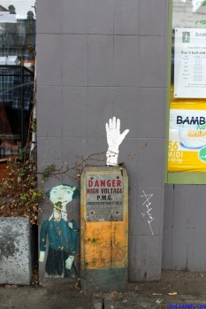 Street Art Melbourne Australia August 2012-3