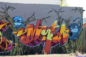 Street Art Melbourne Australia August 2012-30