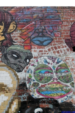 Street Art Melbourne Australia August 2012 - 311