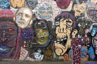 Street Art Melbourne Australia August 2012 - 312
