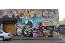 Street Art Melbourne Australia August 2012 - 315