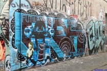 Street Art Melbourne Australia August 2012 - 317