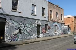 Street Art Melbourne Australia August 2012-32