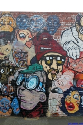 Street Art Melbourne Australia August 2012 - 324