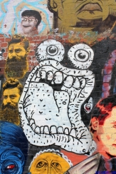 Street Art Melbourne Australia August 2012 - 325