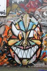 Street Art Melbourne Australia August 2012 - 326