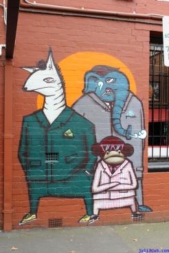 Street Art Melbourne Australia August 2012 - 331