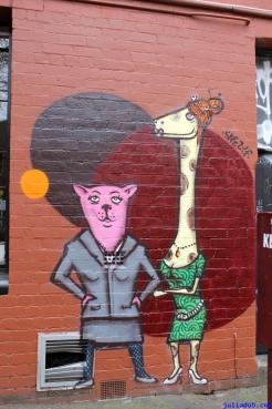 Street Art Melbourne Australia August 2012 - 332