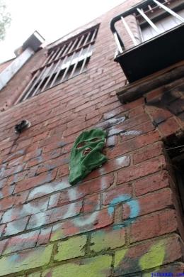 Street Art Melbourne Australia August 2012 - 335