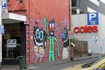 Street Art Melbourne Australia August 2012 - 345