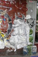 Street Art Melbourne Australia August 2012 - 350