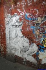 Street Art Melbourne Australia August 2012 - 351