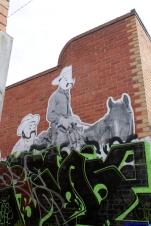 Street Art Melbourne Australia August 2012 - 354