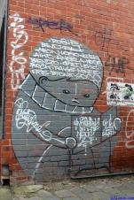Street Art Melbourne Australia August 2012 - 356