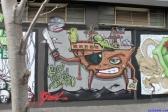Street Art Melbourne Australia August 2012 - 363