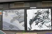 Street Art Melbourne Australia August 2012 - 364