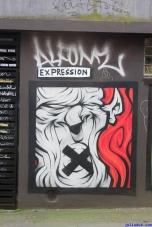 Street Art Melbourne Australia August 2012 - 365