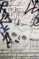 Street Art Melbourne Australia August 2012 - 372