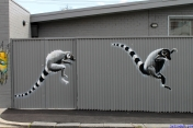 Street Art Melbourne Australia August 2012 - 374