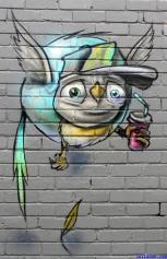 Street Art Melbourne Australia August 2012 - 375