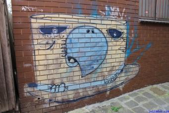 Street Art Melbourne Australia August 2012 - 383