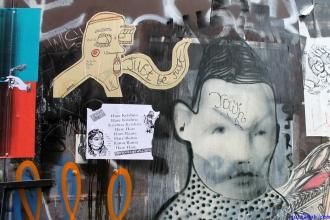 Street Art Melbourne Australia August 2012 - 389
