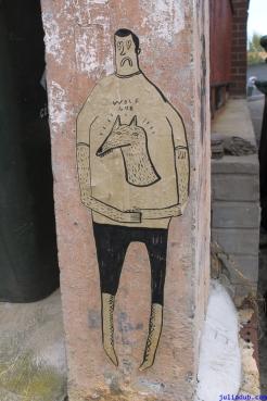 Street Art Melbourne Australia August 2012 - 399