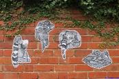 Street Art Melbourne Australia August 2012 - 403