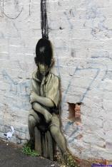 Street Art Melbourne Australia August 2012 - 404