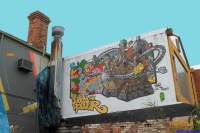Street Art Melbourne Australia August 2012 - 406